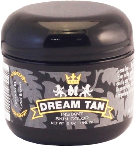 Dream Tan Gold Bronze Mar Tan Bodybuilding