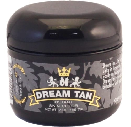 Dream Tan red bronze Mar Tan