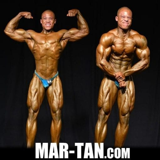 Daveon Hill_Mar Tan_Dream Tan_Contest Sheen