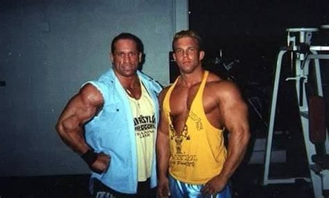 Dave Palumbo Derek Anthony Painless Pumps Site Enhancement Oil Bodybuilding