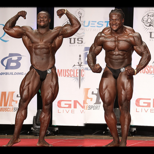 NPC Bodybuilder Patrick Browne Mar Tan Spray Tan Contest Color Contest Sheen Posing Oil